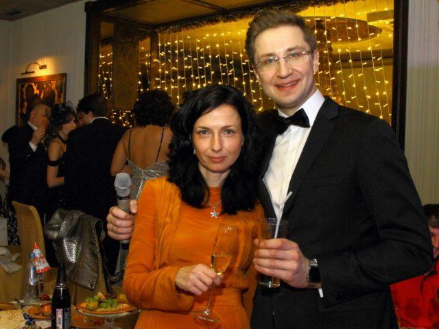 С Ироной управляющей ресторана Ноев Ковчег