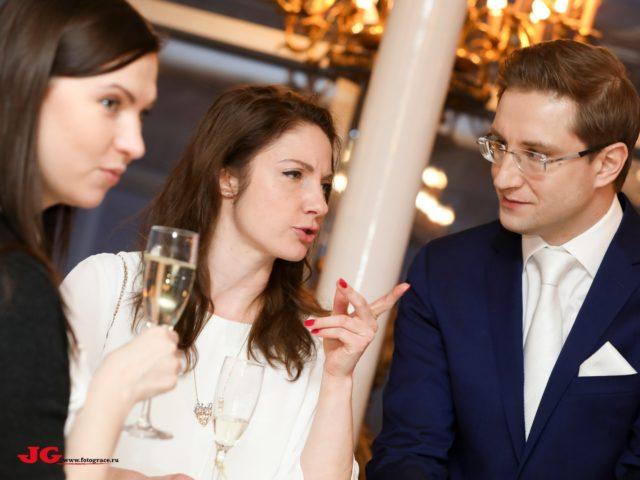 Знакомство и общение с директорами свадебных агентств