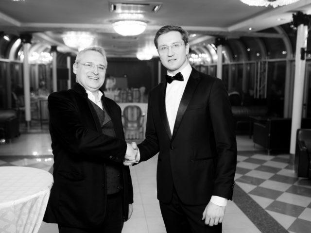 Генеральный директор Булгари Россия господин Жан Кристоф Каттин