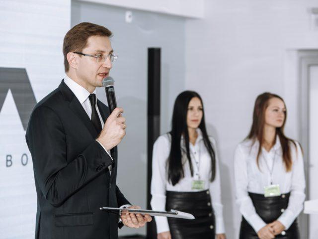 Презентация автомобиля Урал Next