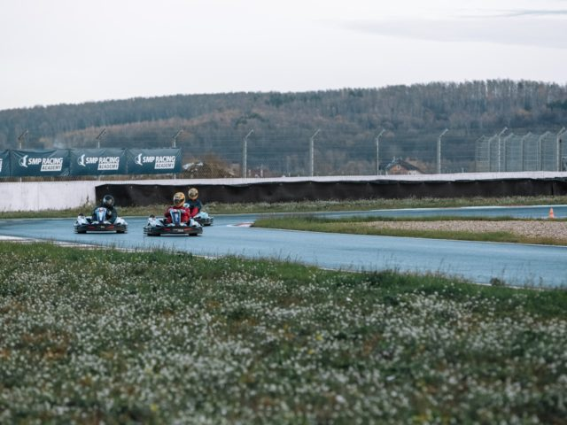 Гоночная трасса ADM Raceway