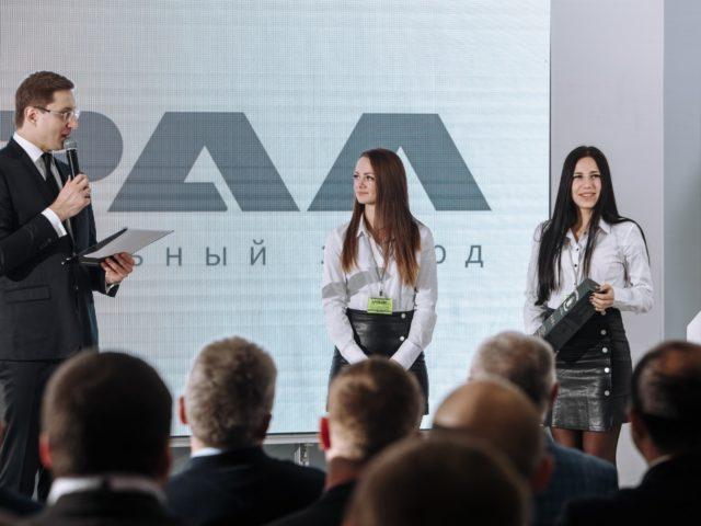 Розыгрыш подарков с красавицами компании Техсервис Москва