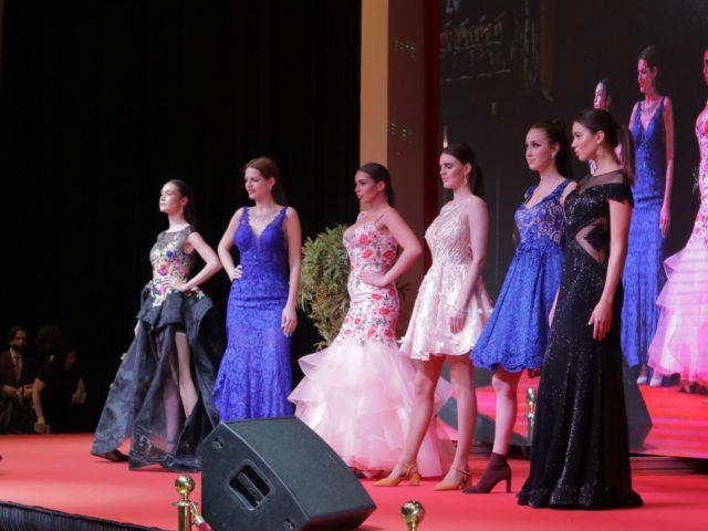 Коллекция платьев от итальянского дизайнера Регины Шрекер