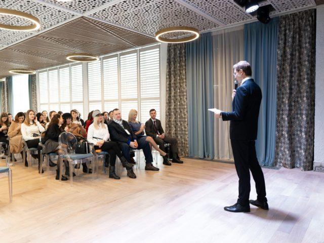 Презентация нового ресторана Аркадия Новикова