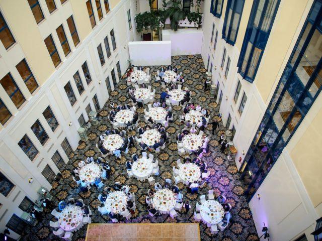 Зал Атриум отеля Балчуг Кемпински Москва