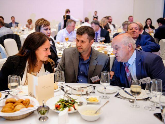 Гости гала ужина участники Конгресса и выставки Азот Синтезгаз