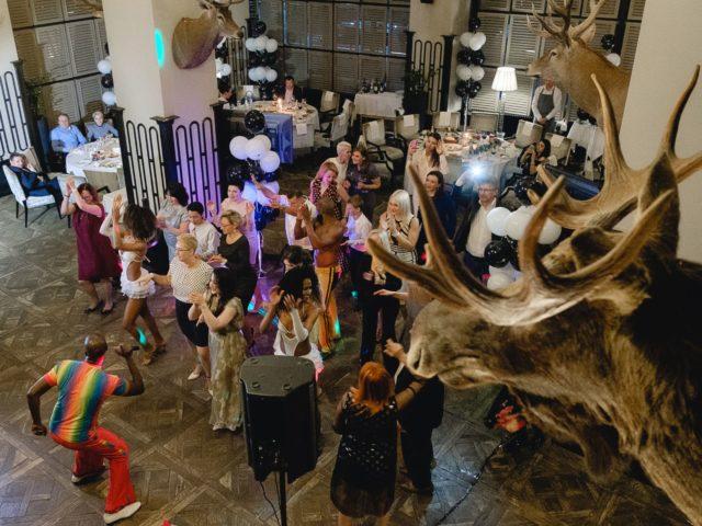 Проведение танцевального мастер класса от бразильского шоу