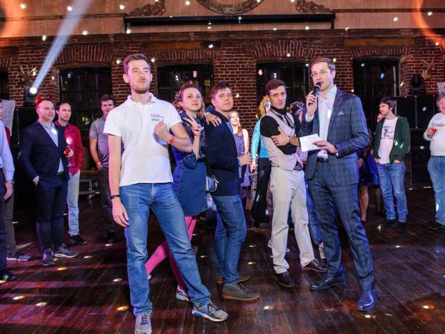 Организация интерактива с гостями на корпоративном диско пати