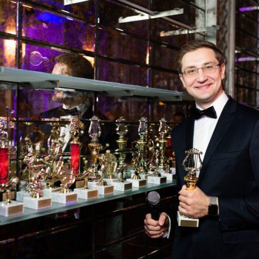 Свадебный Оскар ведущий Роман Акимов