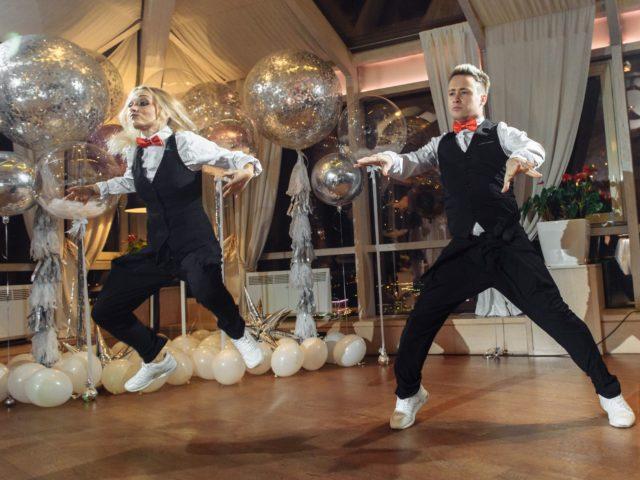 Артисты с проекта Танцы со Звёздами на канале ТНТ