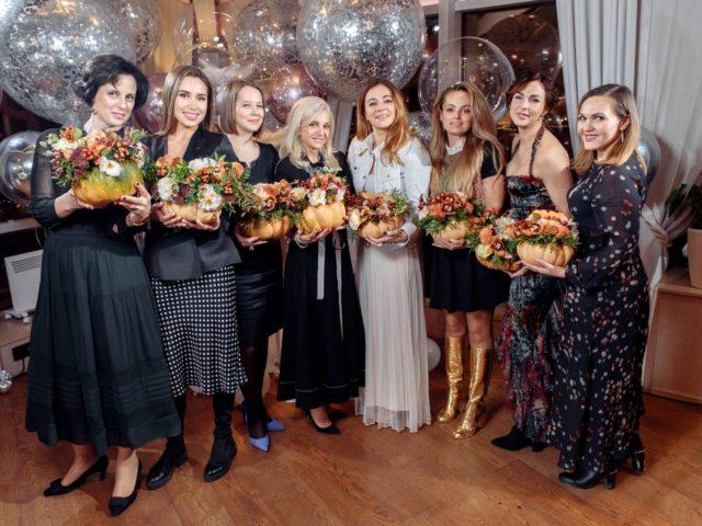 Модные блогеры на Юбилее модного блогера