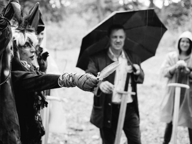 Гарпия проводит испытания на свадебном квесте