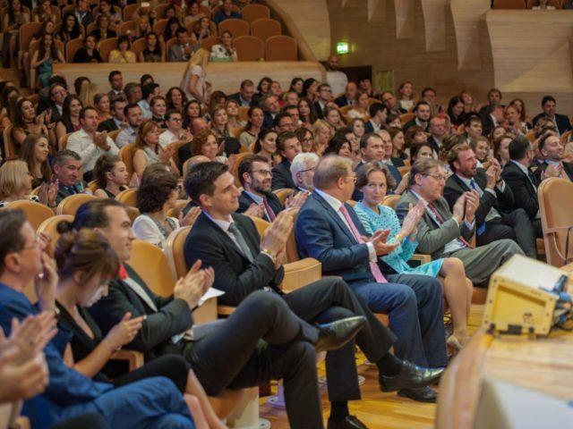 Гости 20 летия компании Юбилейный гала вечер CCI France Russie
