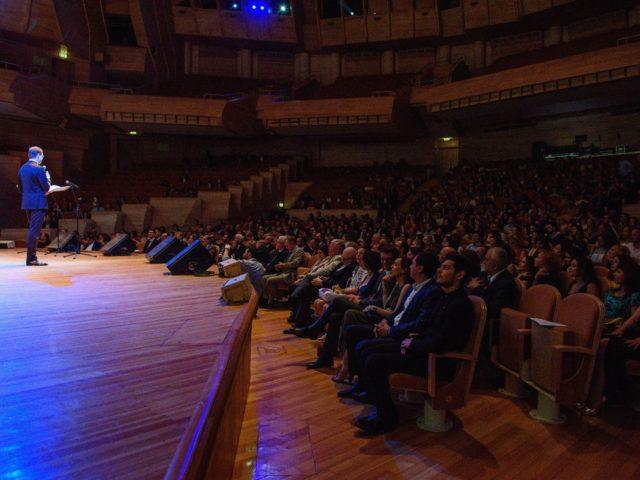 Проведение 20 ти летнего Юбилея компании в Светлановском зале Дома Музыки