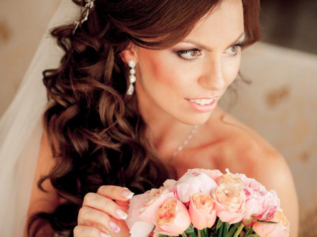 Красавица-невеста Анна