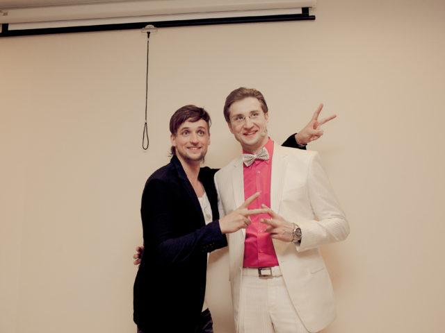 Дмитрий Колдун и Роман Акимов